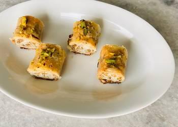 How to Recipe Delicious Baklava