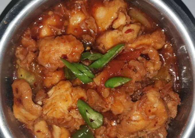 Ayam sweet & sour bujang 🤗