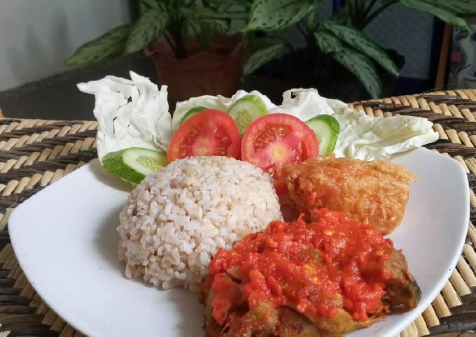 Ayam geprek surabaya