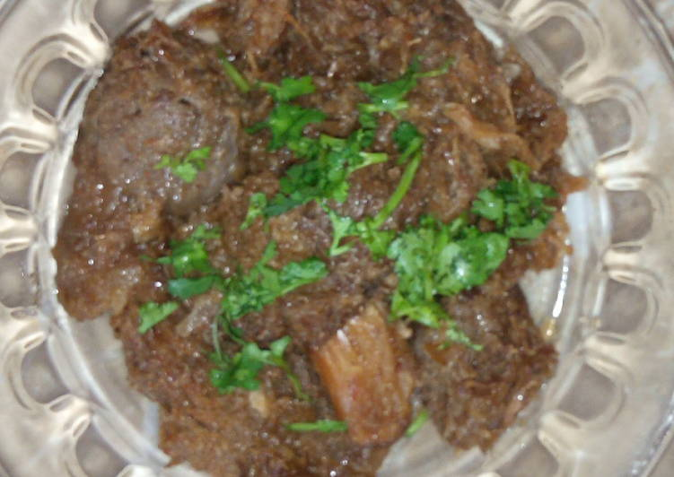 Recipe of Any-night-of-the-week Salt n Red Chilli Beef Fillets