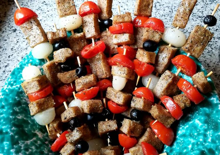 Easiest Way to Make Perfect Spiedini di polenta taragna