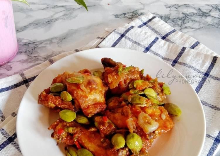 Ayam berlada petai - velavinkabakery.com