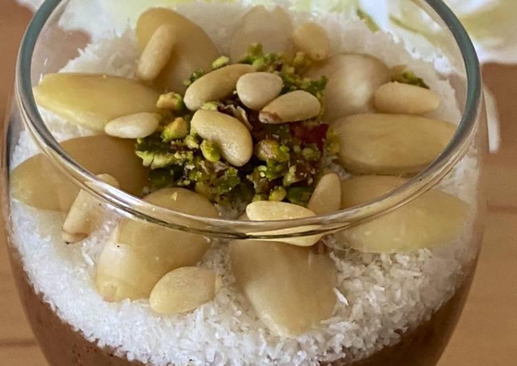 Recipe of Homemade Lebanese Meghleh - Caraway pudding