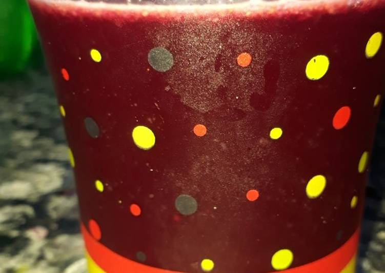 How to Prepare Ultimate Beetroot soda