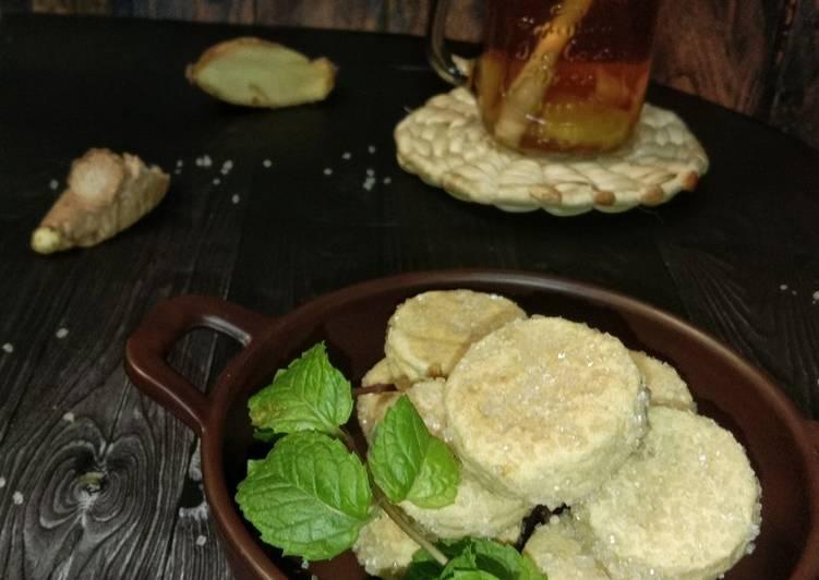 Cookies Jahe (Gingerbread Cookies)