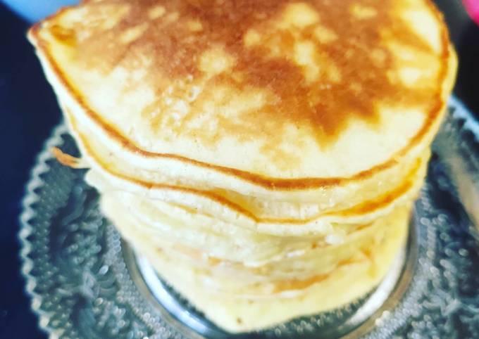 Pancakes aux Yaourts