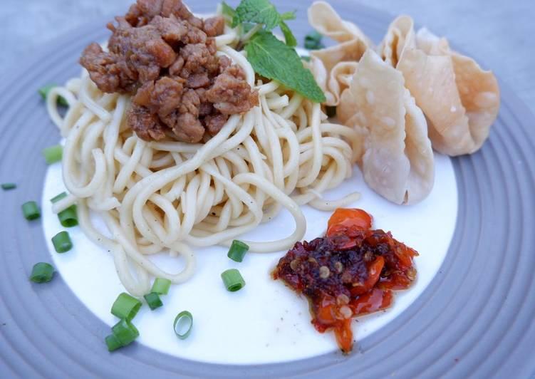 Resep Mie Sehat Homemade Paling Gampang