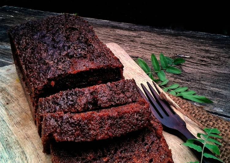 resep menyajikan Kue Sarang Semut (tips agar tidak pahit) - Sajian Dapur Bunda