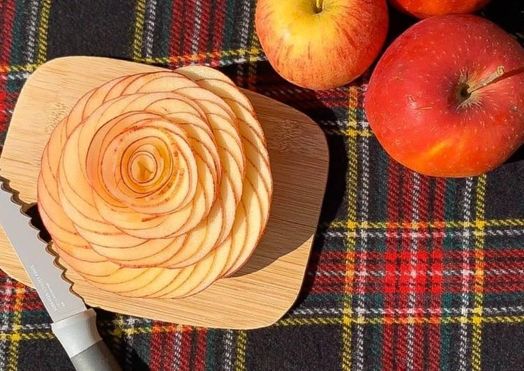 La Recette Pas à Pas Tarte aux pommes