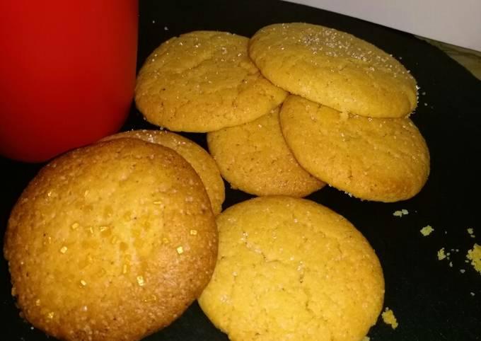 Easiest Way to Prepare Yummy Simple Sugar Cookies