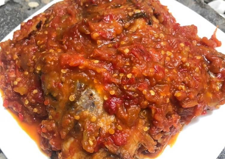 Ikan Sambal Tomat