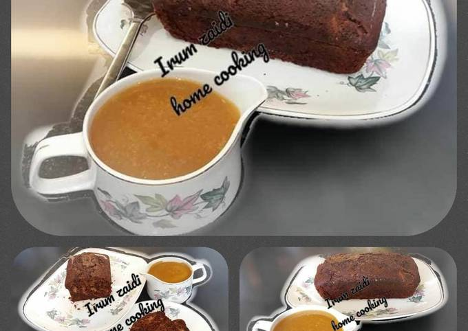 How to Prepare Delicious 🍫🍮Sticky Toffee Pudding🍮🍫