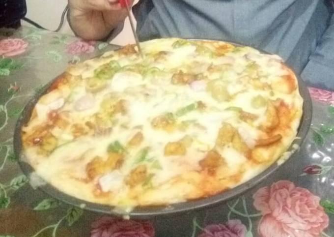 Tikka piza