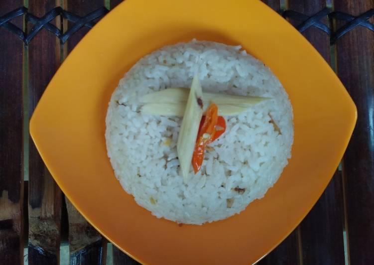 Nasi Liwet untuk Anak