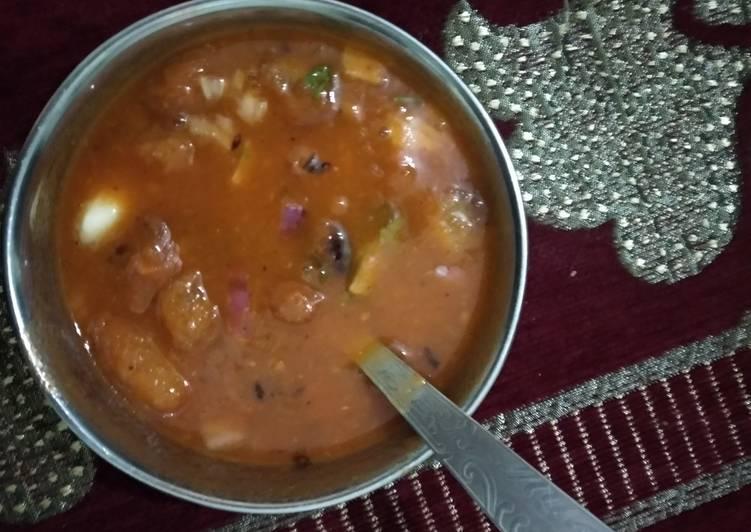 Mix veggIe soup
