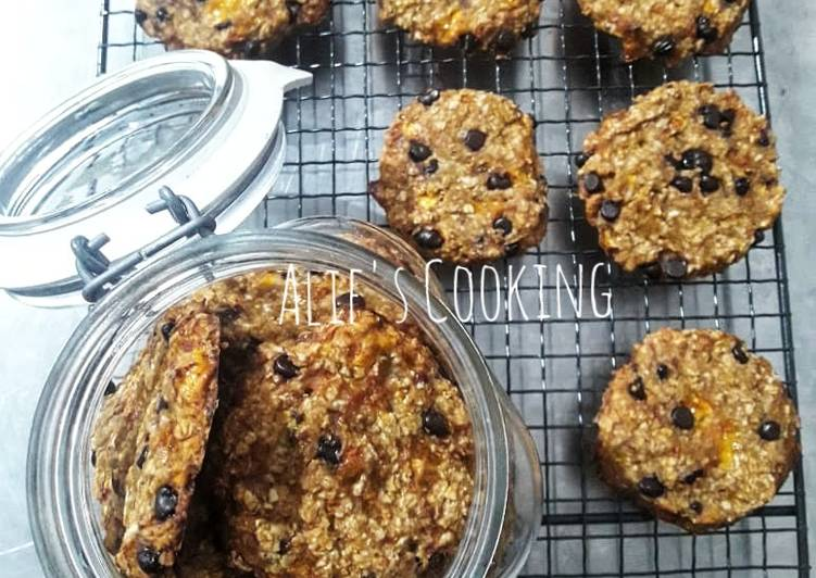 Cookies diet 4 bahan