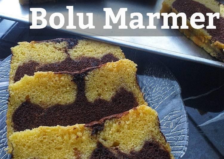 #256. Bolu Marmer (4 telur)