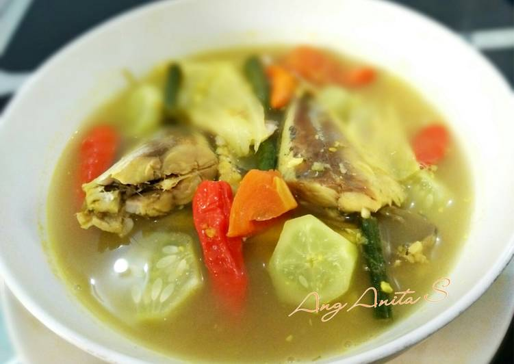 Resep Gangan Asam Banjar oleh Ang Anita Setiawati - Cookpad