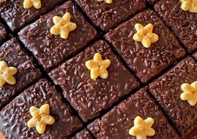 Brownies Panggang anti gagal anti ribet