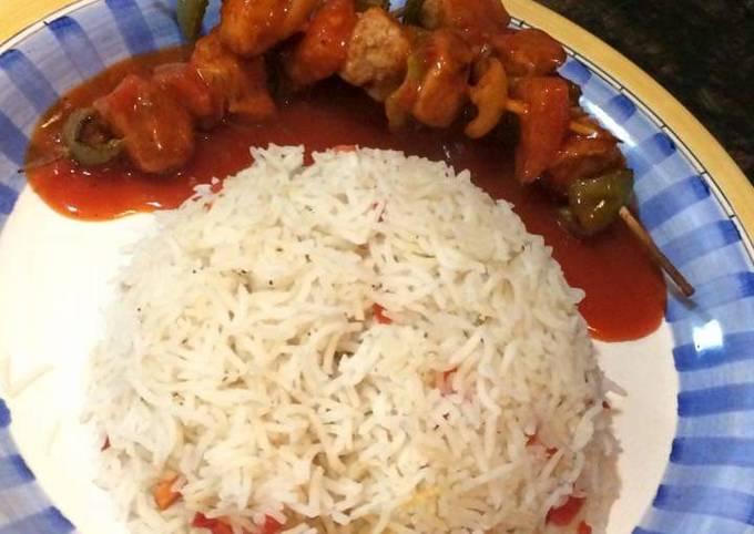 Chinese Rice #cookpad app