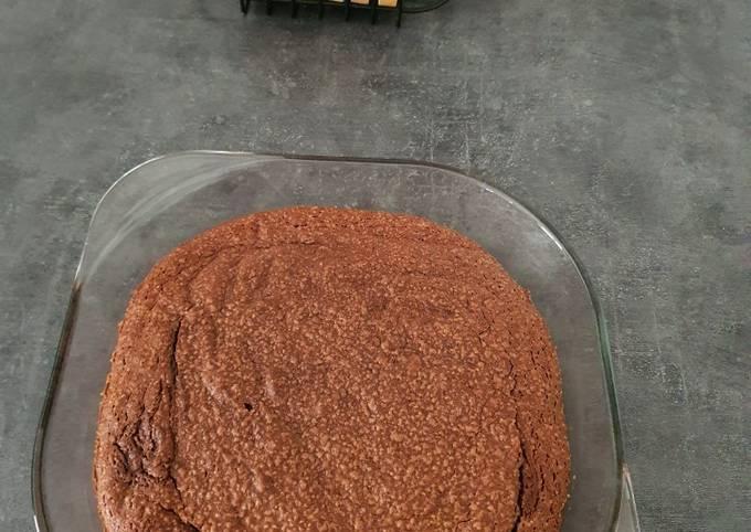 Brownie chocolat et noix de pécan
