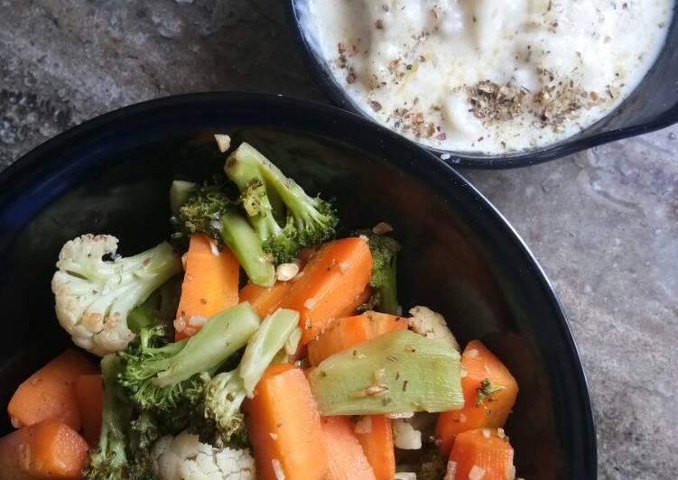 Sayur Oregano (Healthy & Delicious)