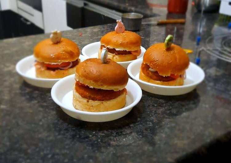 Easiest Way to Make Favorite Burger