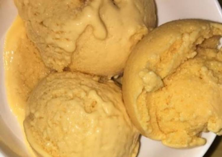 Simple Way to Prepare Award-winning Mango ice cream