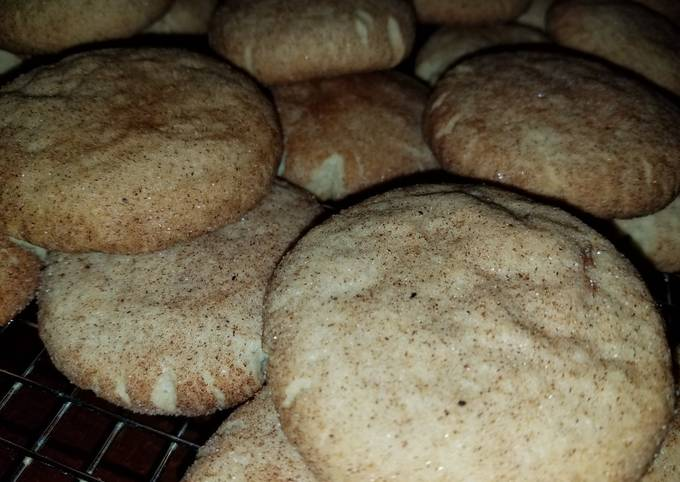 Easiest Way to Cook Delicious Snickerdoodles