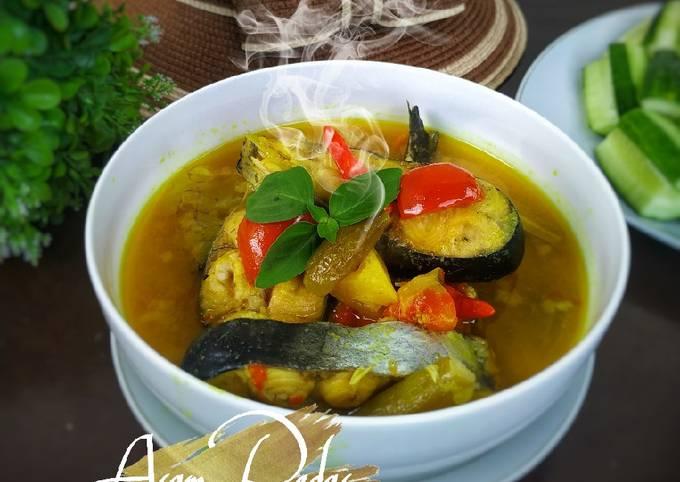 Resep Asam Pedas Ikan Fatin yang Menggugah Selera