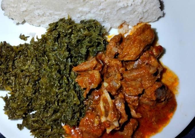 Beef tumbukiza