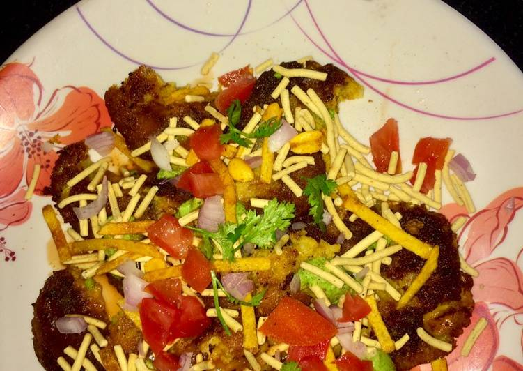 Recipe of Super Quick Homemade Sweet corn tikki chaat