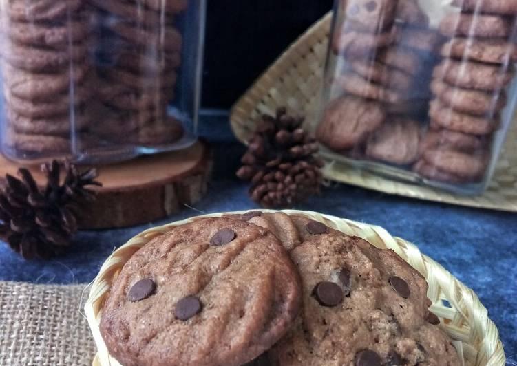 Chococips cookies ala goodtime
