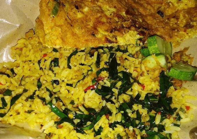 Nasi goreng mengkudu Betawi