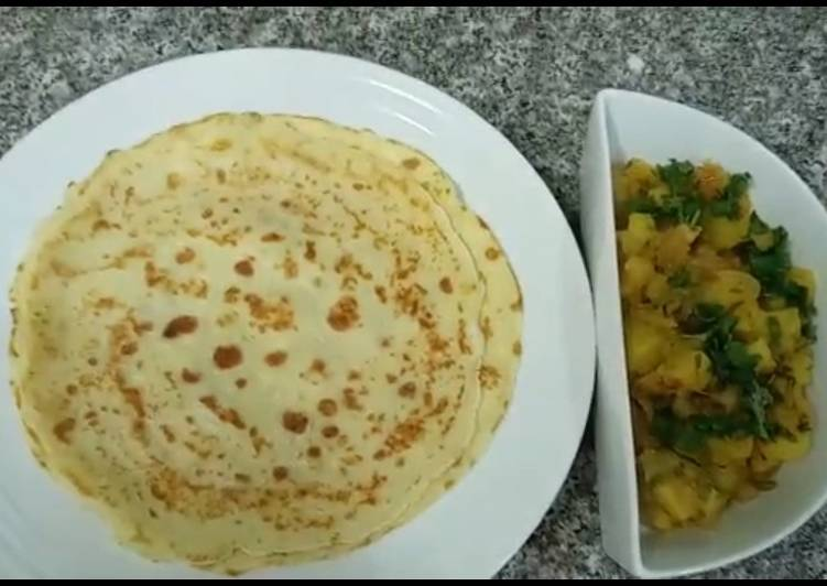 Step-by-Step Guide to Prepare Homemade Egg paratha