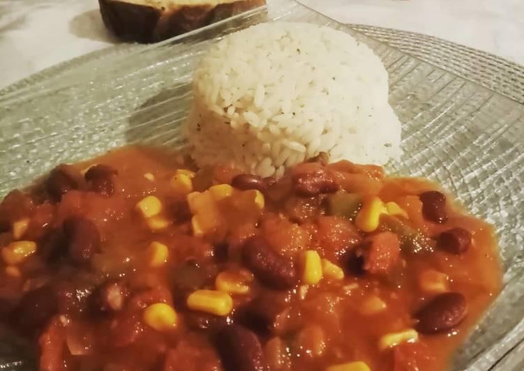 Comment Cuisiner Chili cone carné