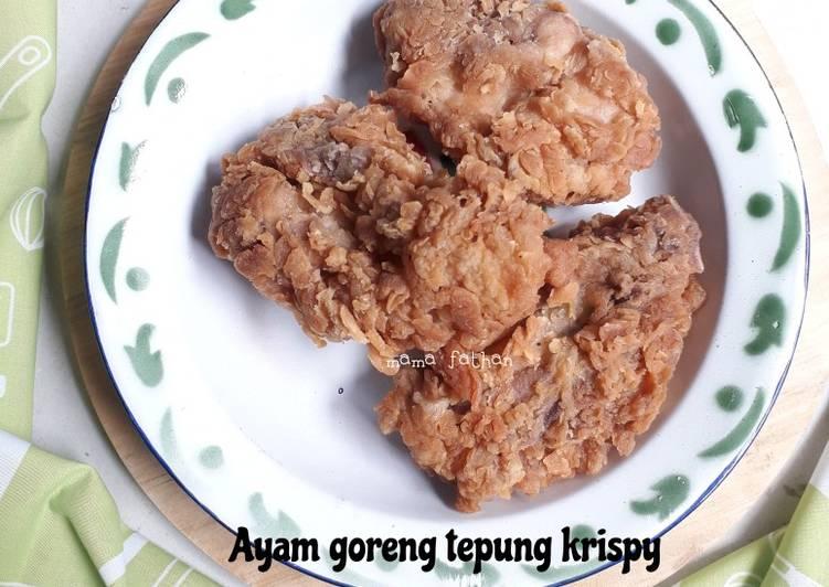 ayam-goreng-tepung-krispy