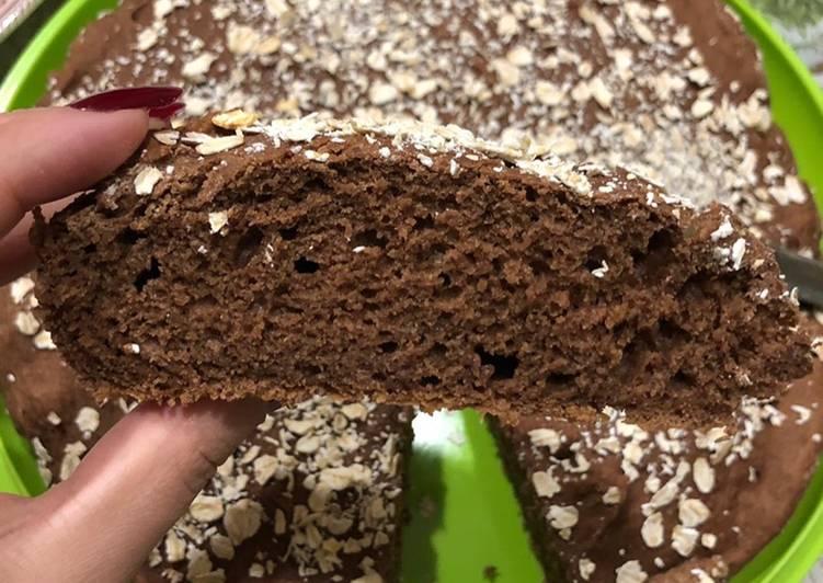Ricetta Torta light senza glutine cacao e limone