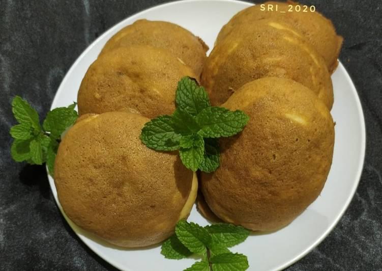 Mexican Bun (Roti Boy)