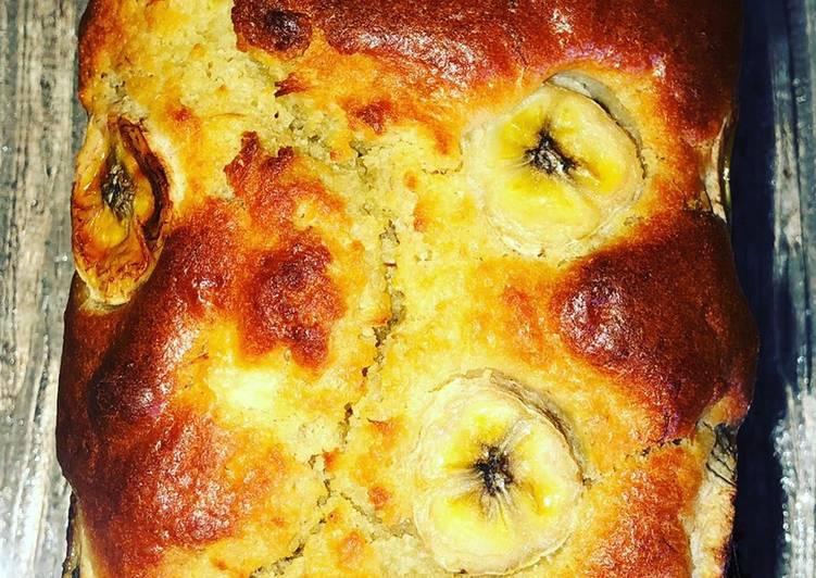 Recette Délicieuse Gâteau pommes bananes 🍌🍎🍏