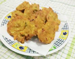 Bakwan sayur simply/bakwan/hongkong/ote2