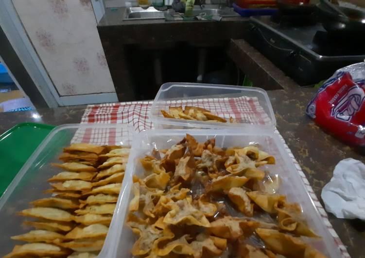 Resep Batagor dan siomay Bandung Yummy