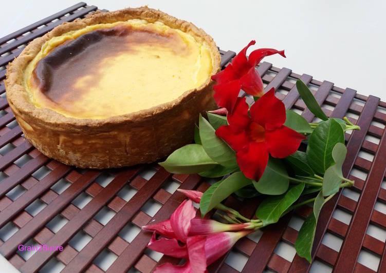 Flan à la vanille Recette de Philippe Conticini