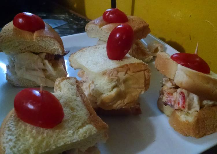 Mini Lobster Rolls