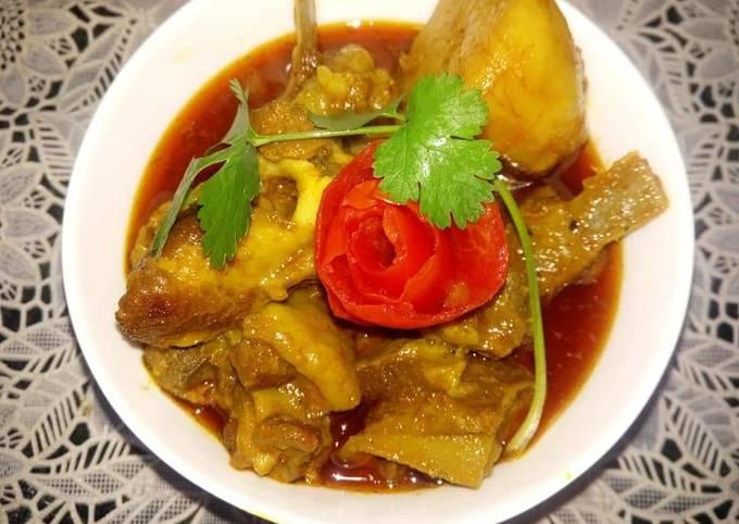 Recipe: Tasty Bengali Style Mangsher jhol Recipe/Mutton Curry
