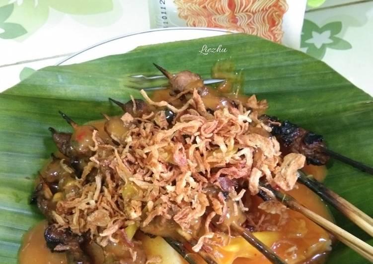 Sate Padang Medan