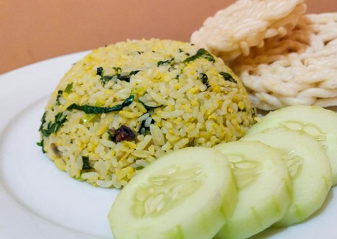 Nasi Goreng Telur simpel ala Korea rasa Nusantara untuk Balita