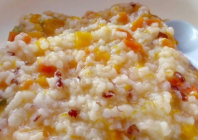 1y+ Nasi tim vege beras merah -nya mas Rendra 💚😊