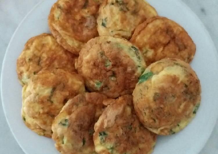 Resep Telur dadar sehat hemat minyak Bikin Ngiler