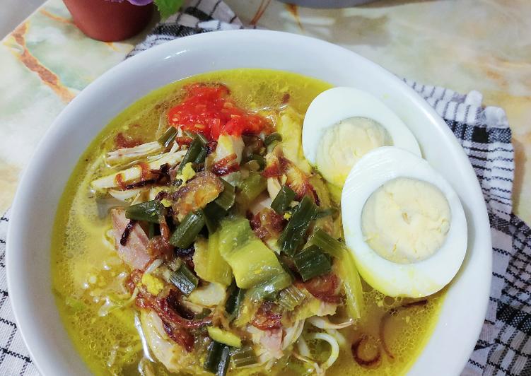 Resep 🍒 Soto Ayam Madura 🍒 yang Menggugah Selera